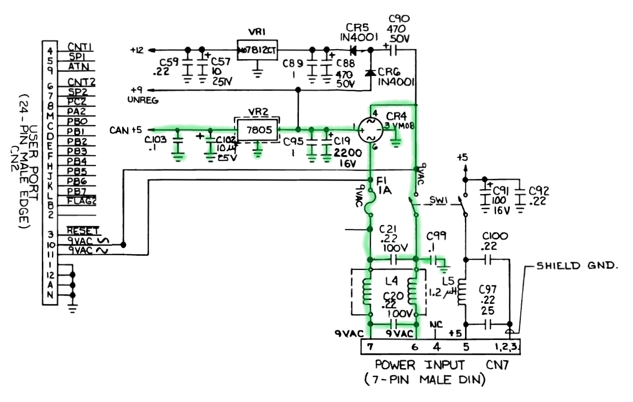 PDU_ServiceManual_5VDC